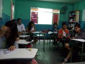 Em aula