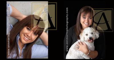Alexander School Dallas senior portraits