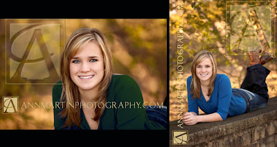 high school senior girl pictures poses for professional fall outdoor senior pictures