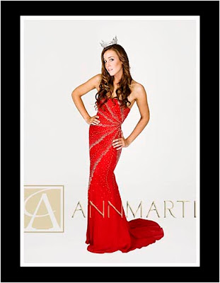 Miss Texas pagent contestant, Kira Morris, Miss Harris County 2009 evening gown pictures