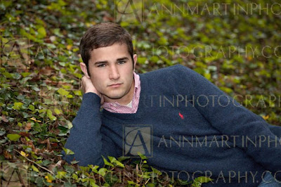 Photographers in Plano Texas for senior pictures outdoor poses examples for boys Prestonwood Christian Academy senior portraits in Dallas