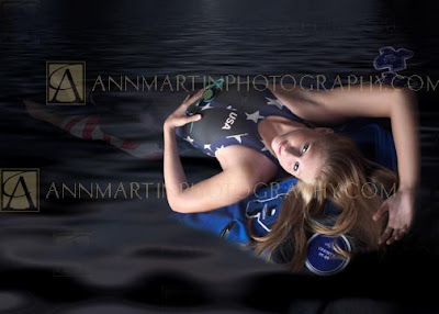 Plano West Senior High School senior pictures of swimmers poses examples ideas