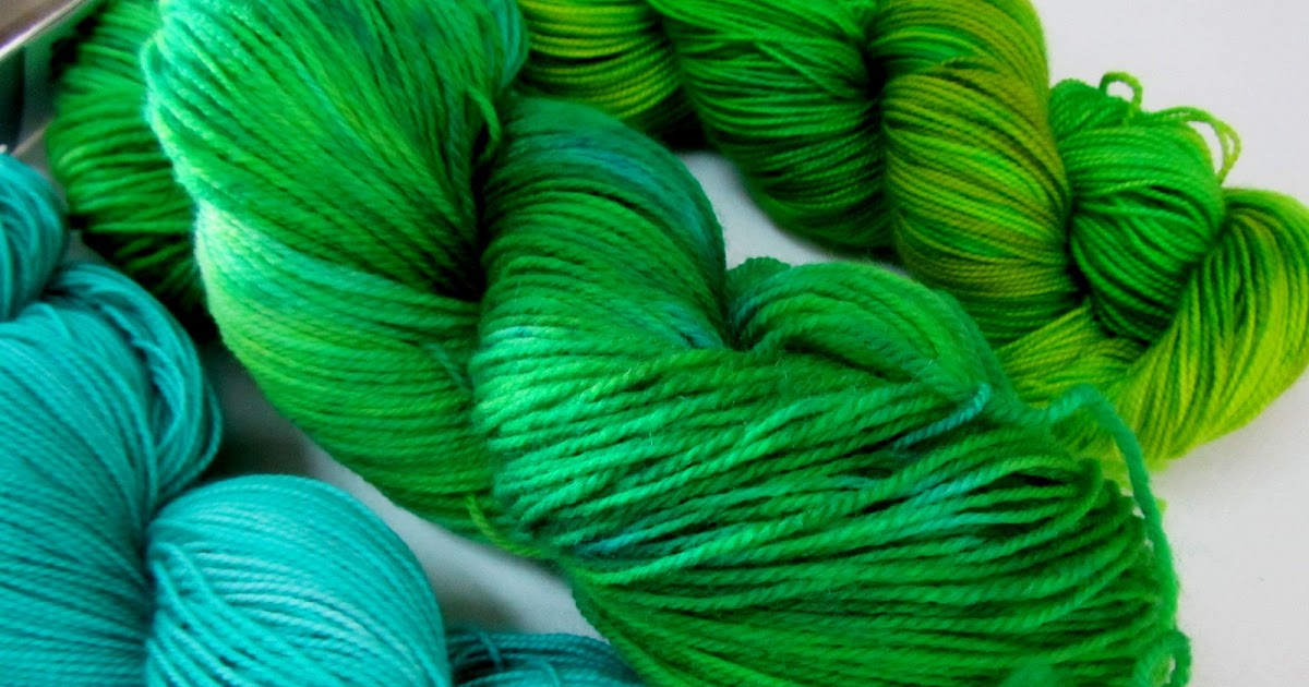 Yarn Dyeing Tutorial Number Two