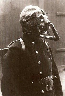 Máscaras para una guerra