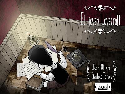 Joven Lovecraft
