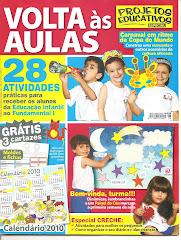 Revista Volta às aulas- janeiro 2010