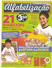 Revista Atividades Escolares-Alfabetização - Abril 2010