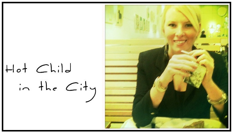 Hot Child in the City