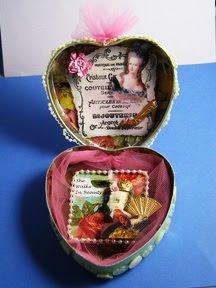 Inside Tin - Marie Antoinette