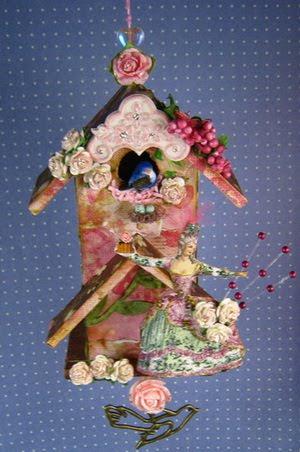 ~ M.A Birdhouse swap ~