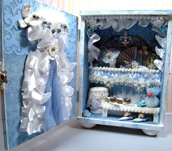 ~ Marie&#39;s Blue Closet ~