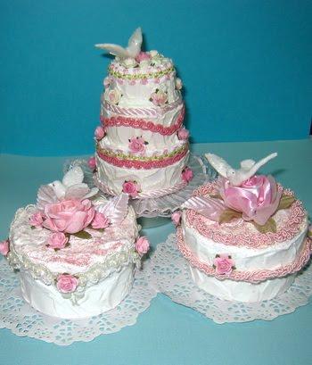 ~ Faux Cakes ~