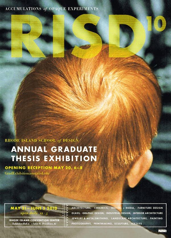risd graduate thesis exhibition 2012