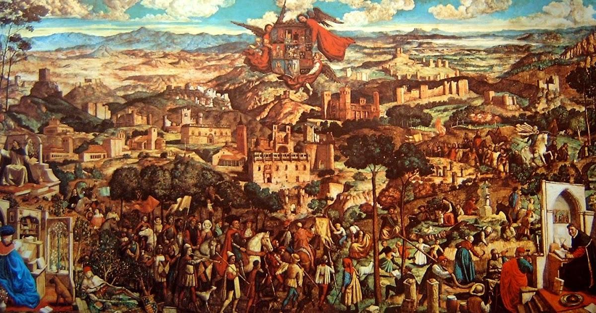 El blog de guadalajara y cuenca retablo arriacense de for El mural guadalajara