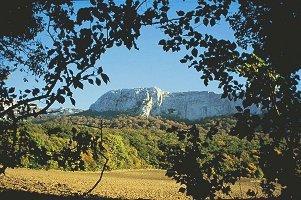 Aux berges de la Sainte-Baume...