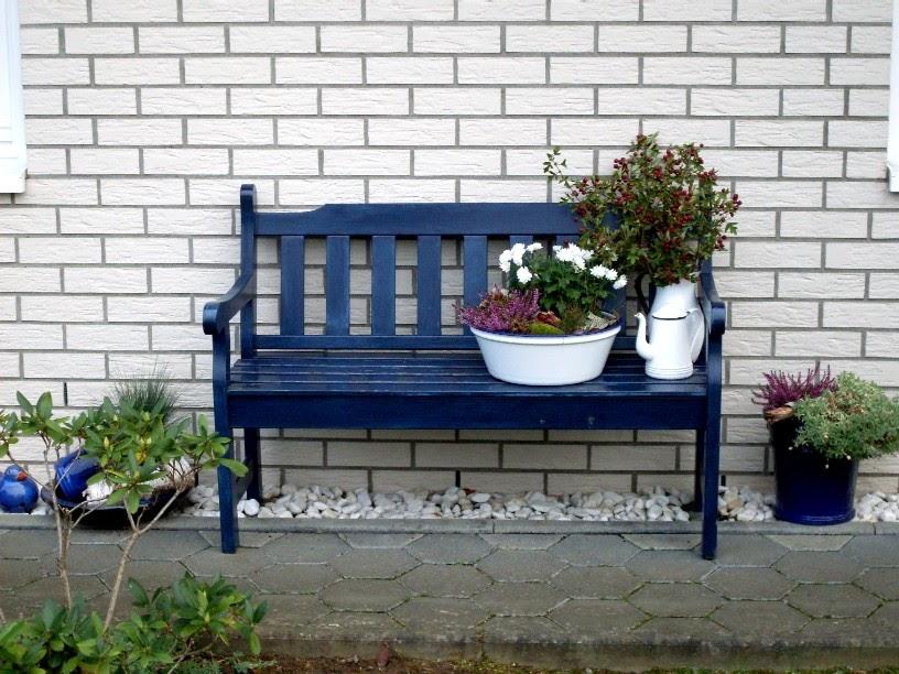 Garten anders eine gartenbank stimmig in design und funktion for Design und funktion