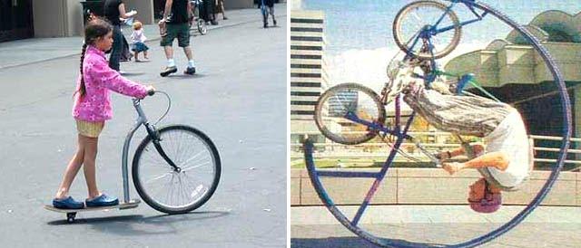 Sepeda Unik9