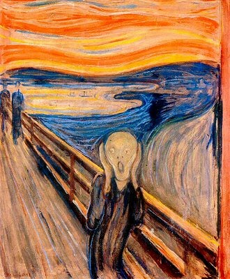"""Expresionismo: """"El Grito"""" de Edvard Munch (1863-1944)"""