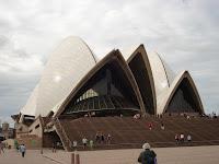 Opera house photo