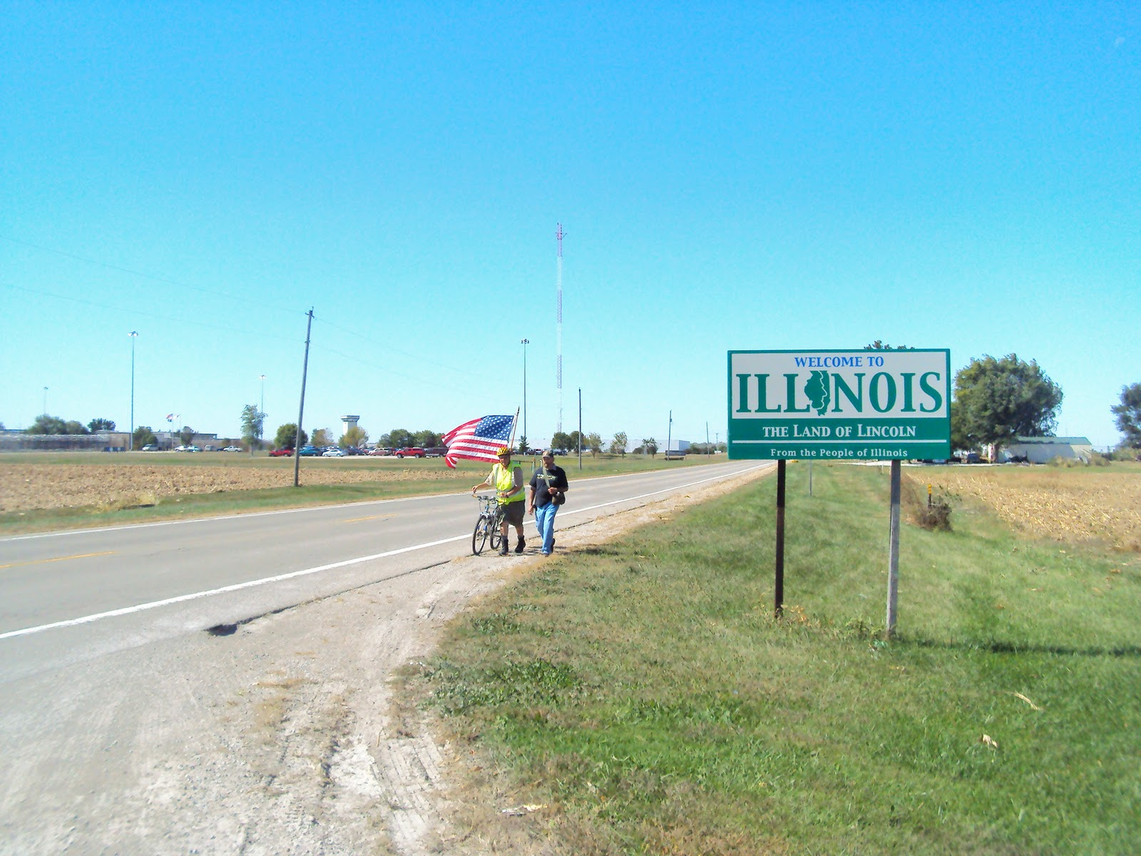 Illinois vermilion county muncie - Rob And Phil S Trudge Nears Its End