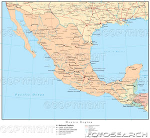 The Country of Mexico
