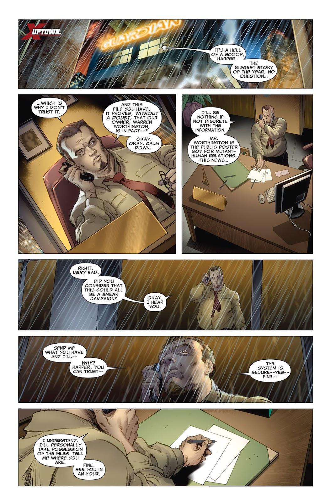 Uncanny X-Force (2010) Issue #10 #11 - English 7