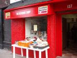 Wee Red Bookshop 137 London Road, Glasgow