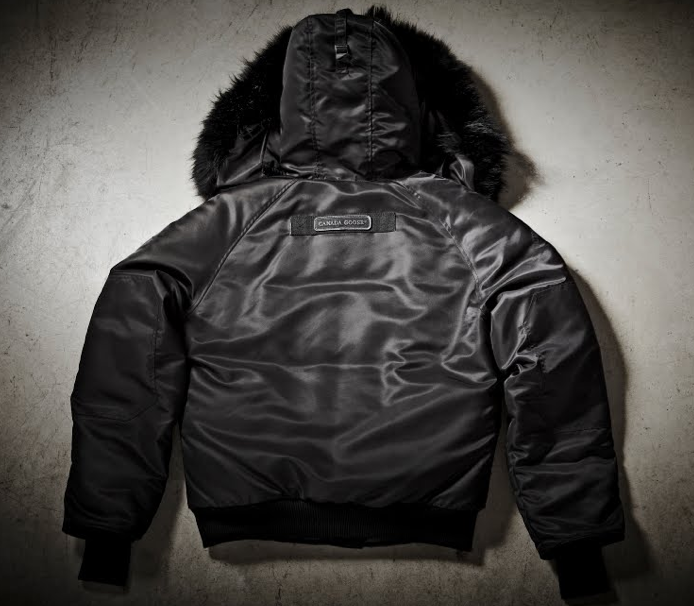 Canada Goose chateau parka online authentic - LUXURY HIGH LIFE MAGAZINE: OVO+CANADA GOOSE