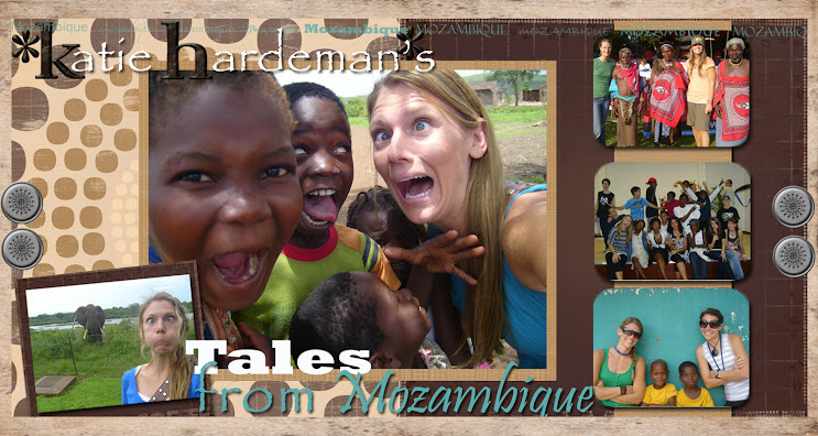 Katie's Tales From Mozambique