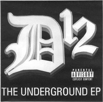 eminem underground