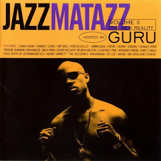 Podcast Jazz & Hip Hop - Branford Marsalis, Don Byron, Gang Starr, Greg Osby, US3