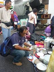 Mergong Friday Market.Alor Setar,Kedah