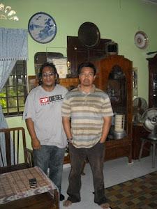 Bersama Cikgu Azman.Pontian.Johor