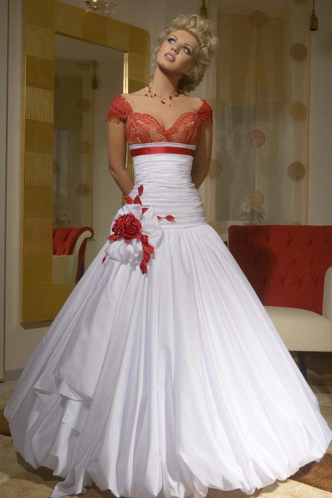 Как сшить красивое свадебное платье своими руками 71