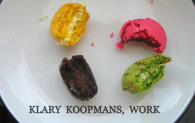 Klary Koopmans, werk