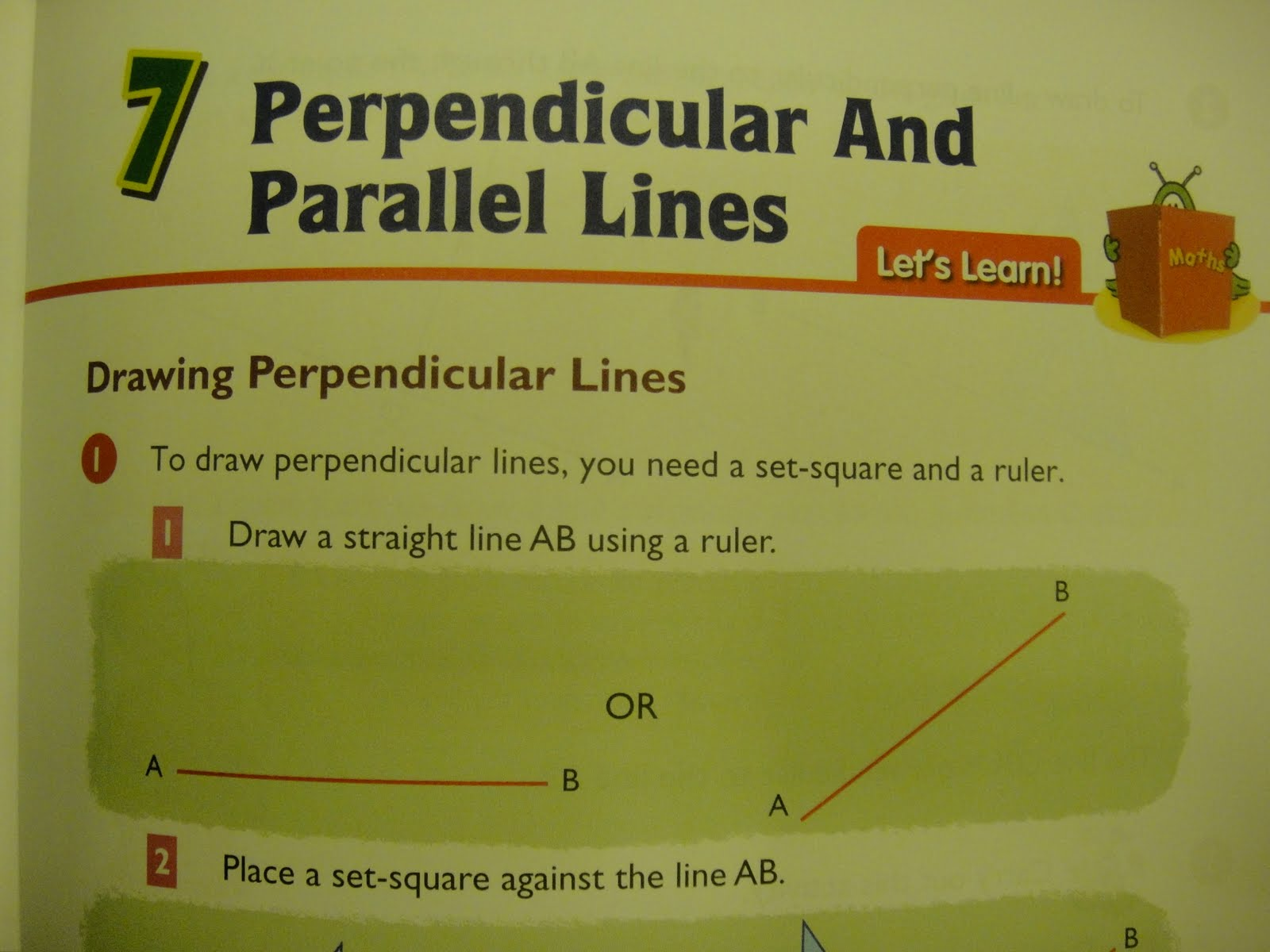 Drawing Parallel Lines With Set Squares : The gallery for gt parallel lines in real life