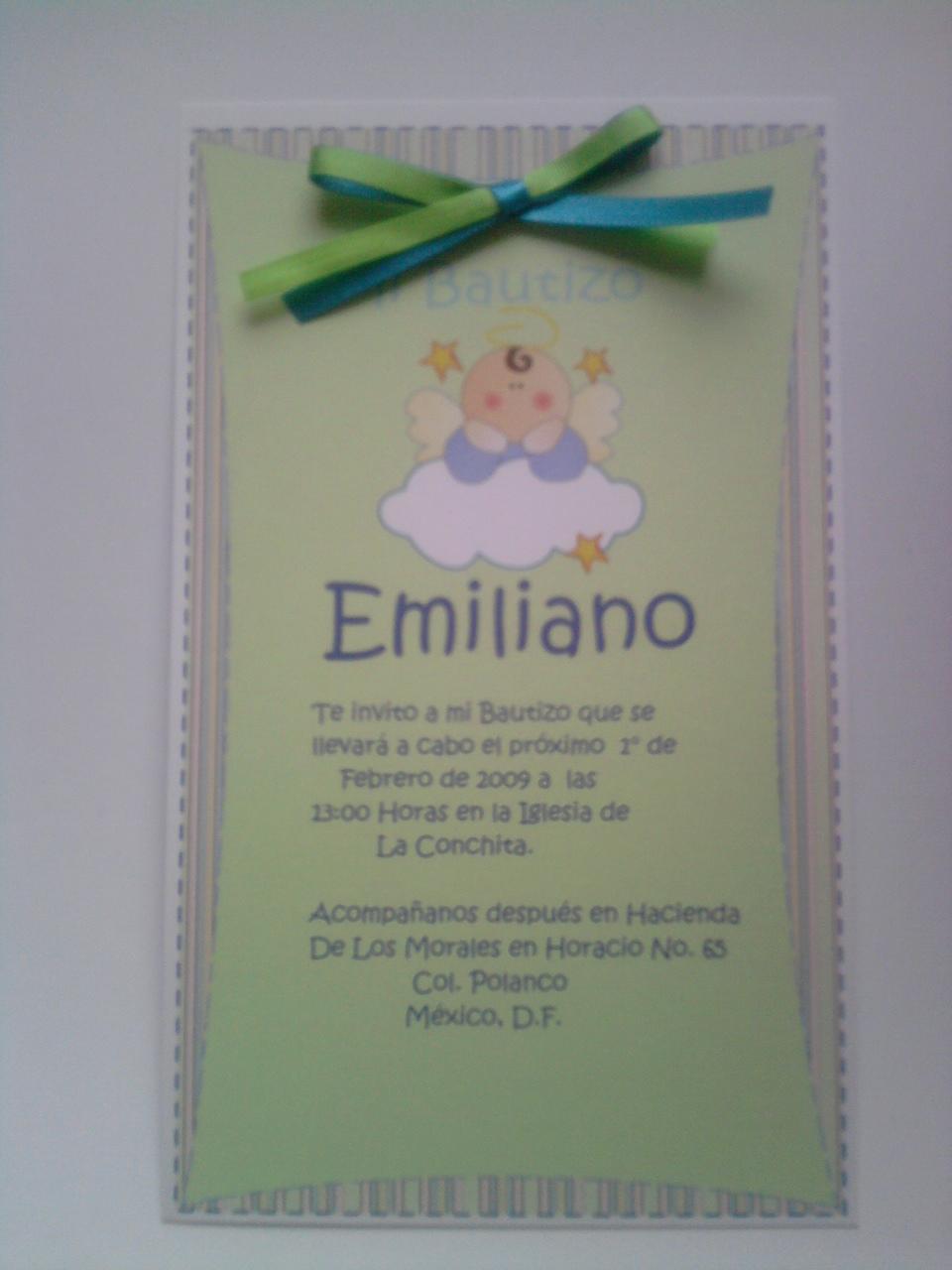 chocolate personalizado para bautizo