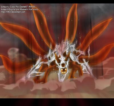 otakunosekaixz - Portal Naruto_437___Kyubi_6_tails__by_nth2