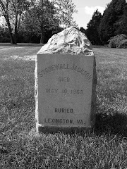 Stonewall Jackson Marker, Guinea Station, Virginia