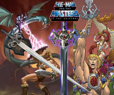 He-Man�s Power Sword