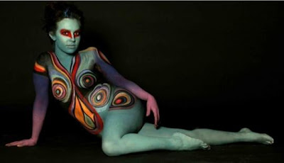 Body Art: Hot Girls Beautiful Bodies
