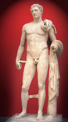 Statue of Hermes