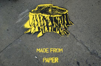 Road Art or Graffiti?