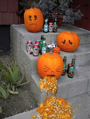 Drunken Pumpkins