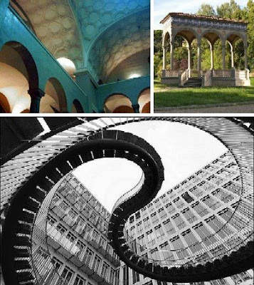 Beautiful Architectural Optical Illusions