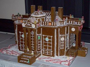 Gingerbread Monticello