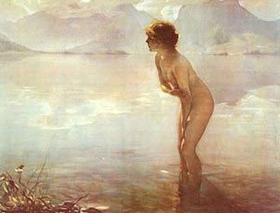 First nude calendar