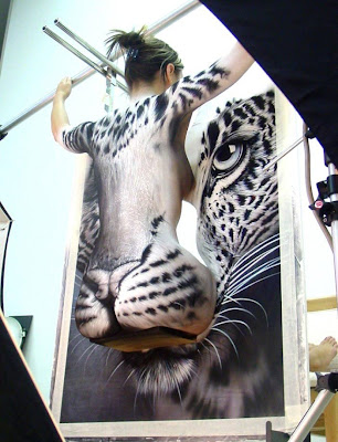 Mind blowing painting