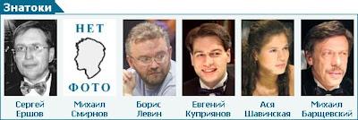Команда Михаила Борщевского