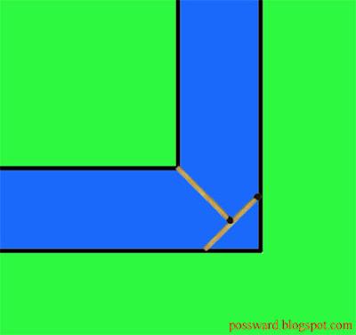 Ответ на головоломку о мосте из двух досок